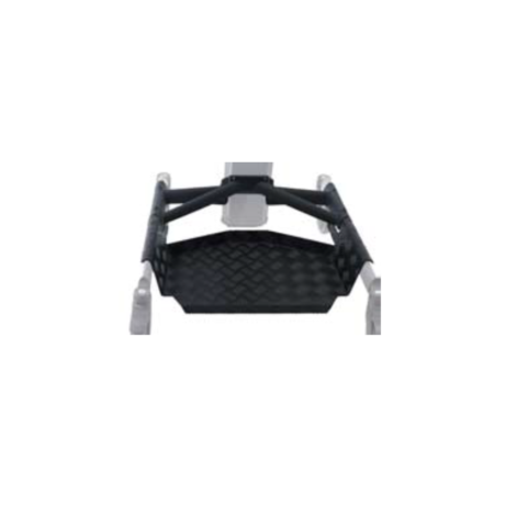 Transportplatte Zubehör für mobilen Gehwagen Rollator medizinische Gehhilfe Infusionsstativ Infusionsständer fahrbarer Infusionswagen