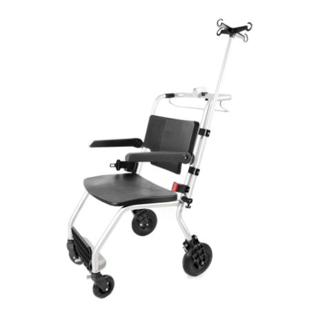 Inteqmed mobiler Patientenstuhl, Rollstuhl, mobiler Transferstuhl, Mobilisationsrollstuhl, Transportstuhl, Mobilisationsstuhles, Reha-Patientenstuhl, Patiententransportstuhl